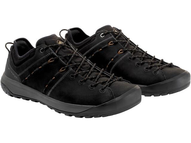 Mammut Hueco Low LTH Shoes Herre black-sand